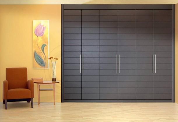 El pergaminense - Puertas abatibles para armarios empotrados ...